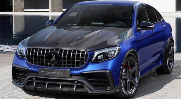 TopCar Mercedes GLC Coupe Inferno