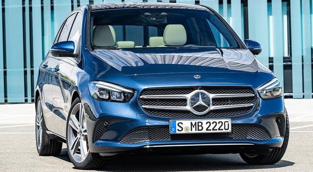 Mercedes B Klase