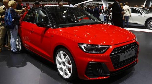 Audi A1 Pariz 2018