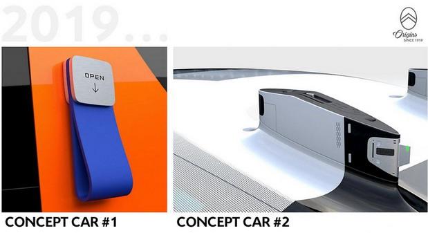 Citroen concept 2019