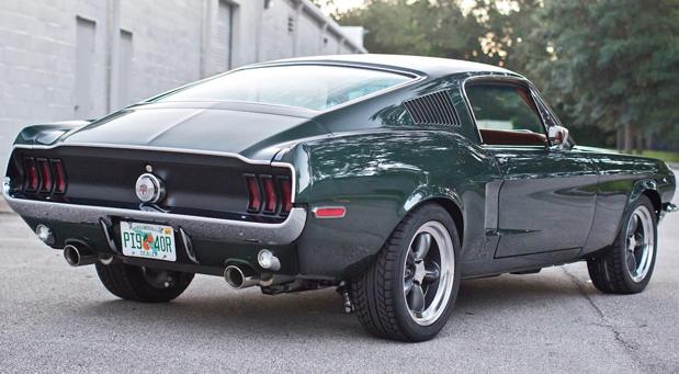 Revology Mustang fastback