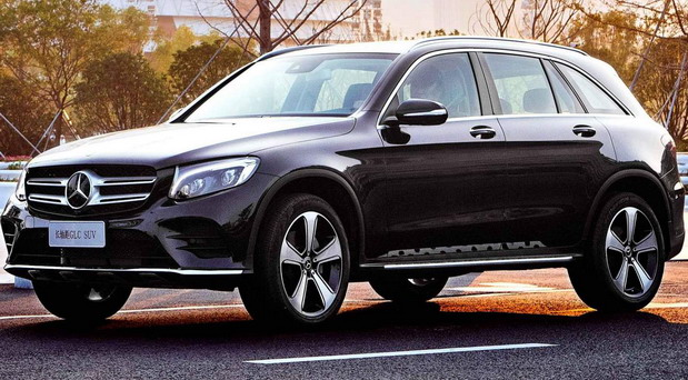 Mercedes-Benz GLC L
