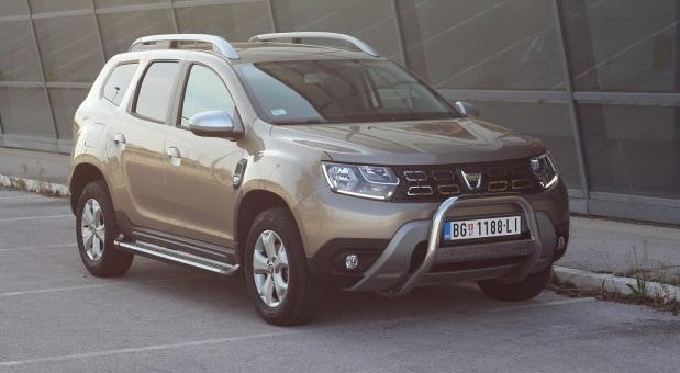 Dacia Duster 1,2 TCe 125 Comfort
