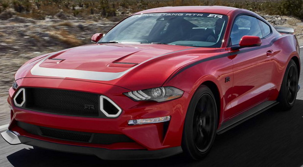 Series 1 Mustang RTR By Ford Performance