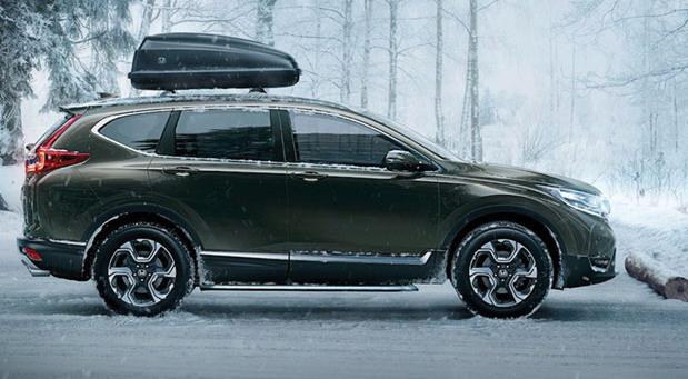 Honda akcija zima