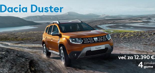 Dacia posebna ponuda