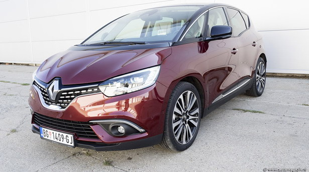 Renault Scenic 1.3 TCe 160