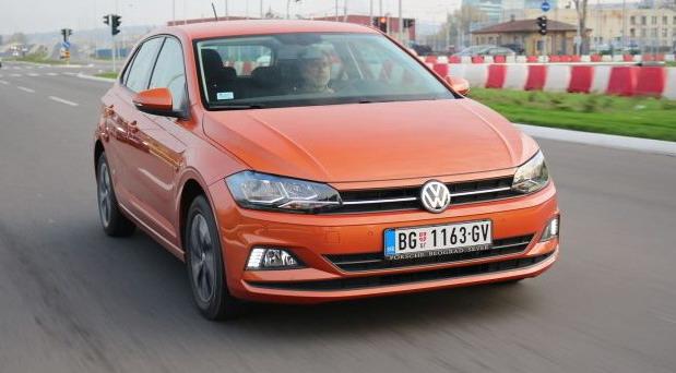 Volkswagen Polo 1,0 Comfortline