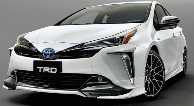 TRD Toyota Prius