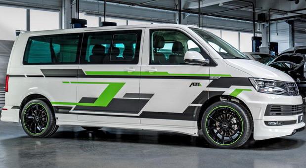 ABT Volkswagen e-Transporter