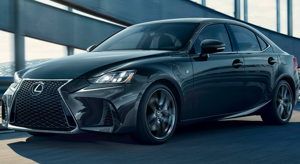 Lexus IS F Sport Blackline