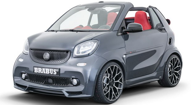 Brabus Ultimate Shadow E Limited Edition