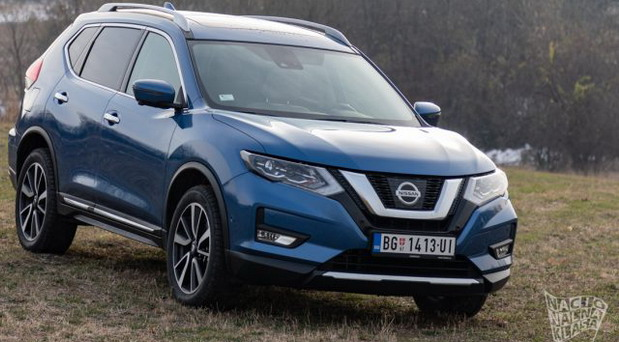 Nissan X-Trail 2.0 dCi AT 4×4
