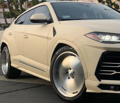 Kanye West modifikovao Lamborghini Urus