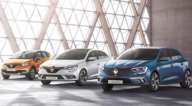 Renault Sajam