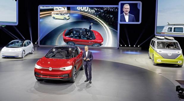 Diess Volkswagen