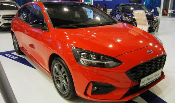 Ford na 54. Međunarodnom Salonu automobila u Beogradu