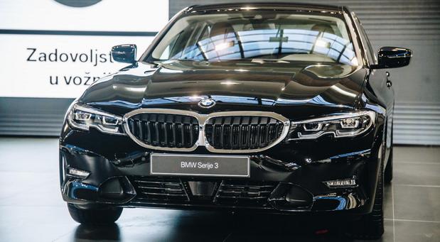 BMW sajamska ponuda