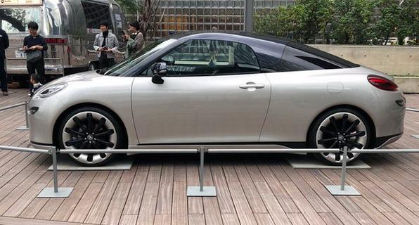 Toyota La Coupe concept