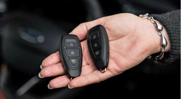 Ford ključ
