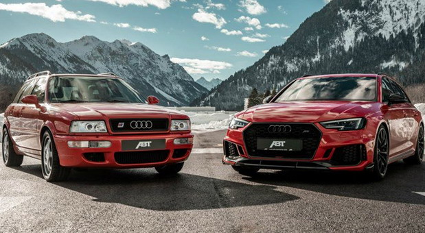 ABT RS2 i ABT RS4