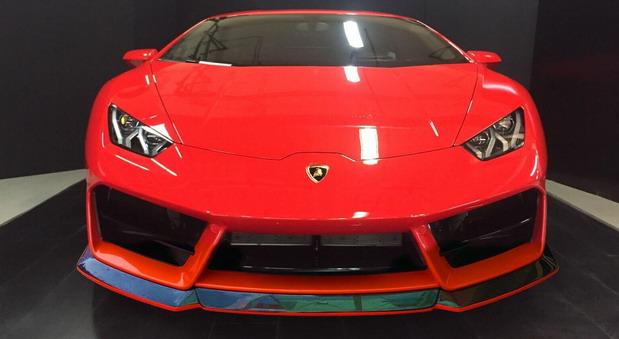 DMC Lamborghini Huracan Giro