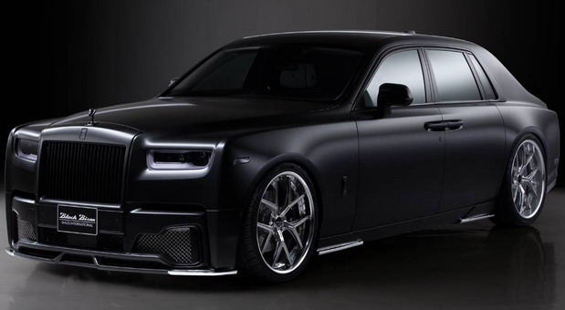 Wald International Rolls-Royce Phantom Black Bison