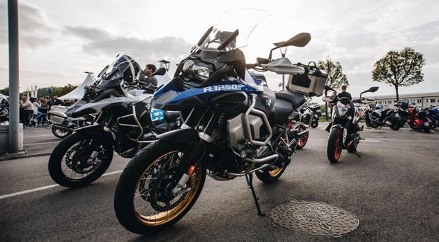BMW Motorrad druženje