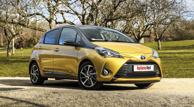 Toyota Yaris Limited Y20 Edition