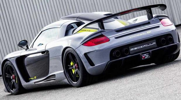 Gemballa Porsche Carrera GT