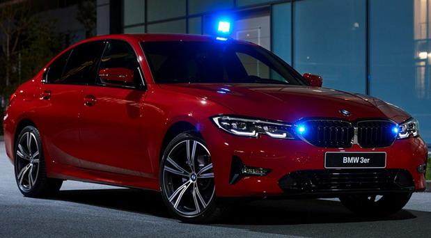 Policijski BMW Serije 3