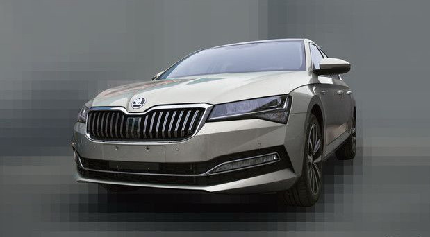 Škoda Superb facelift