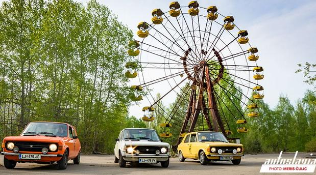 Putovanje Stojadinom u Černobiljsku zonu isključenja