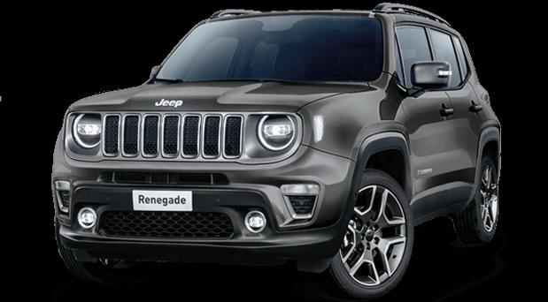 Jeep Rnengade