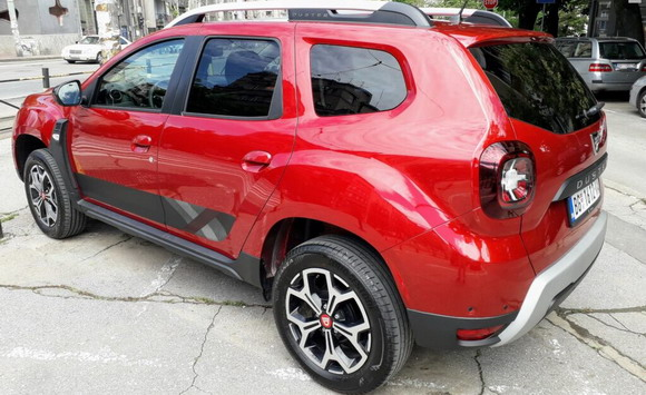 Dacia Duster TechRoad 1,3 Tce 130