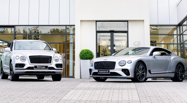 Bentley Silver Sisters