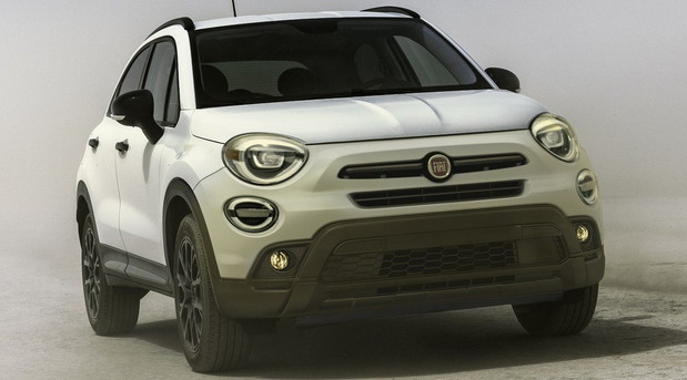 Fiat 500X Urbana Edition
