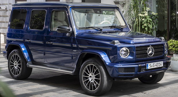 """Mercedes G """"Stronger Than Time"""" edition"""