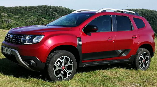 Dacia Duster TechRoad 1.3 TCe 130 KS 2WD