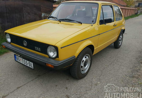 TAS VW Golf