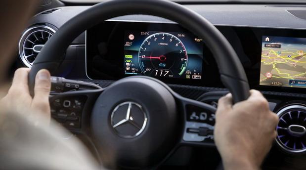 Mercedes A 250e