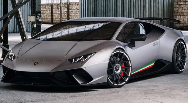 Lamborghini Huracan Performante Diabolico