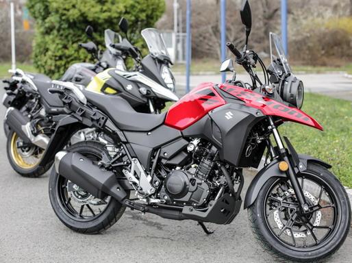 Suzuki V-STORM 250