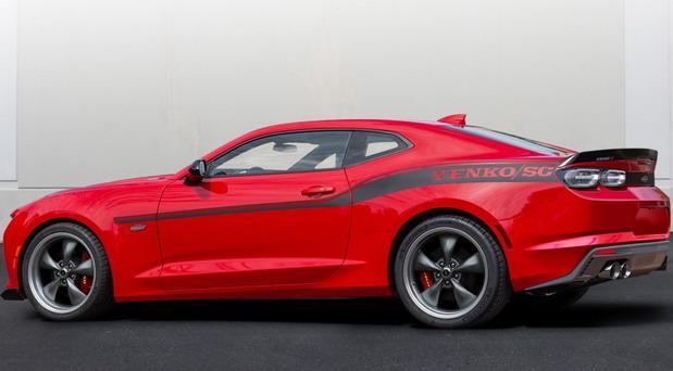 2020 Yenko/SC Camaro
