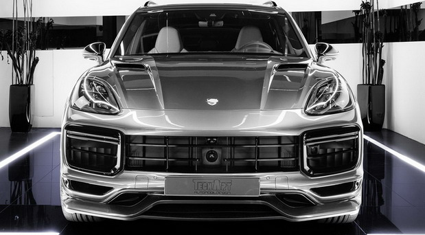 TechArt Porsche Cayenne