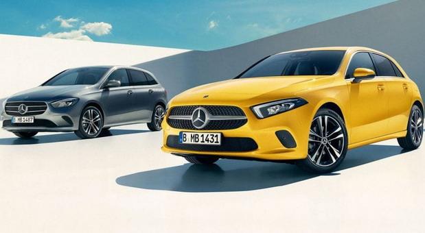 Mercedes prodajne akcije