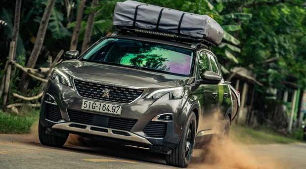 Peugeot 3008 Adventure