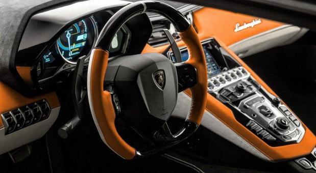 Lamborghini Aventador by Neidfaktor
