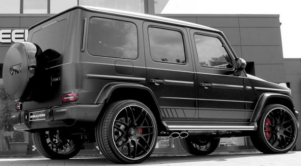 Wheelsandmore Mercedes-AMG G63