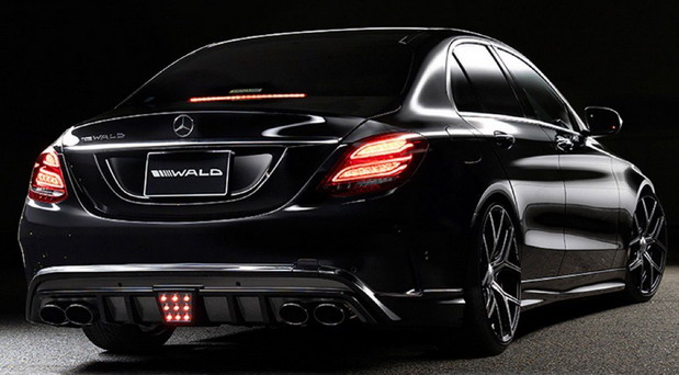 Wald Mercedes C klase